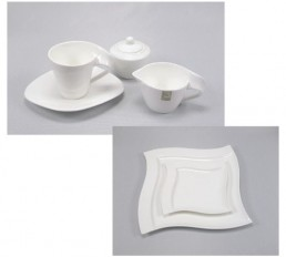Kahla porcelanski set