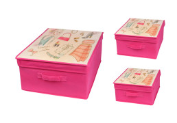 Set kutija za čuvanje stvari