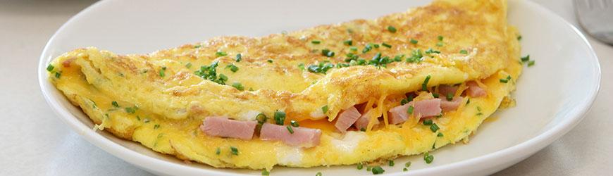 Kajgana ili omlet sa šunkom i sirom: Recept za ukusan doručak