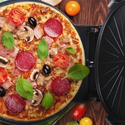 Savršeni pizza pekač Multi Grill: Idealna zamena za rernu - Fagor
