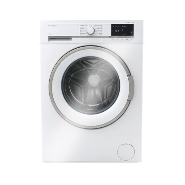 Sharp mašina za pranje veša sa 15 programa kapaciteta 8 kg i 1000 rpm - ES-GFB8104W3