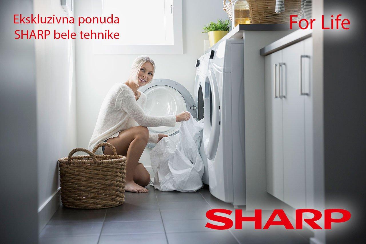 SHARP bela tehnika