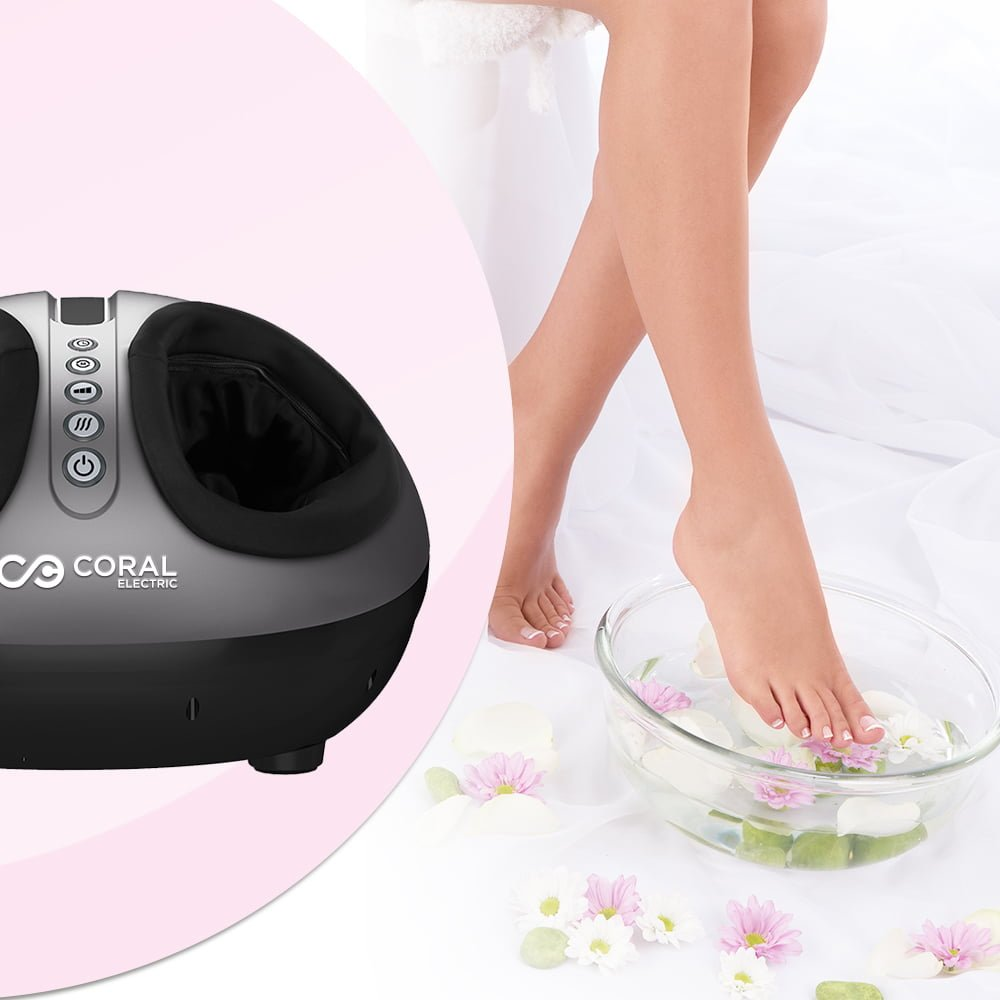 Masažer za noge: Opuštajuća masaža stopala