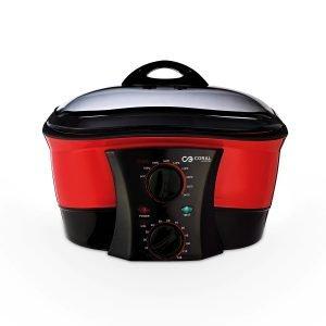 Coral Multikuker višenamenski aparat za kuvanje sa keramičkom prevlakom 5 l MK-1500