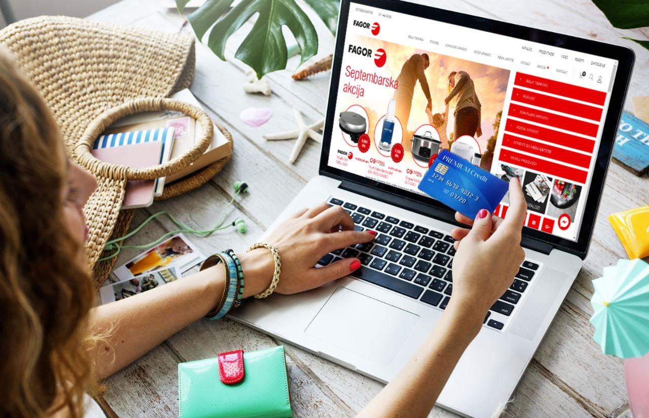 Uputstvo za online kupovinu