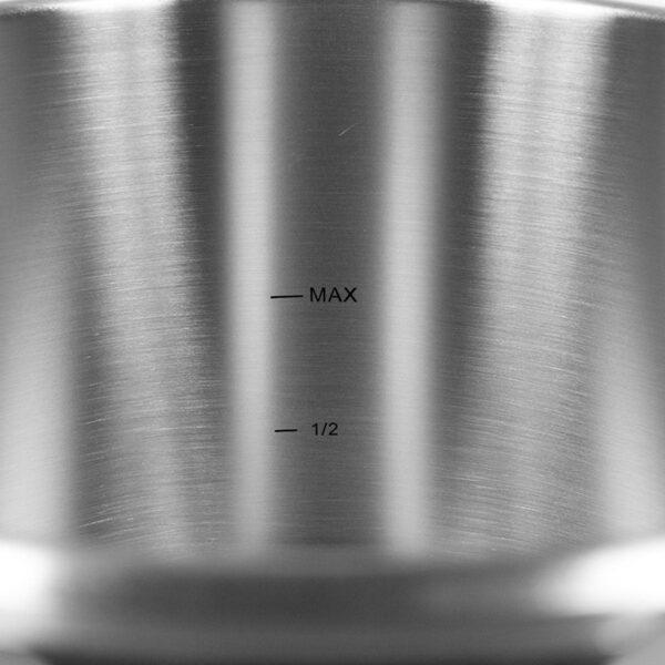 Magefesa set ekspres lonaca od INOX-a zapremine 3 i 6 litara - Favorit 3+6