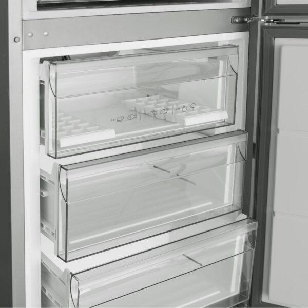 Sharp kombinovani frižider sa zamrzivačem od 324 litara (230+94) - SJ-BA10IMXI1