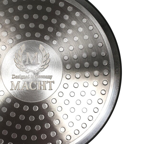 Macht kaserola sa nelepljivim mermerno-keramičkim premazom 18cm - Olive Garden OG-18L