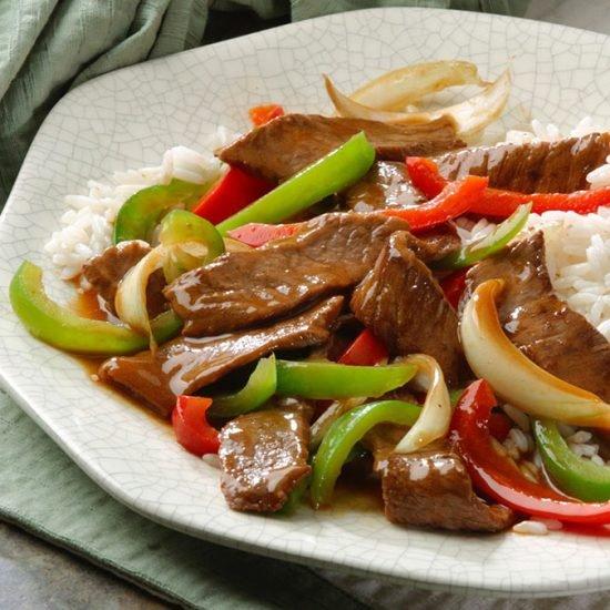 Biftek sa paprikom