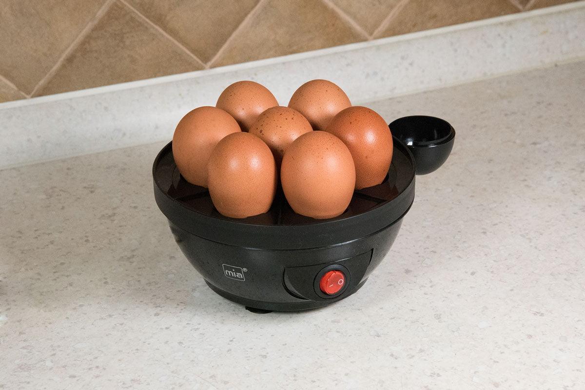 Aparat za kuvanje jaja: Uvek savršeno skuvana tvrda ili rovita jaja