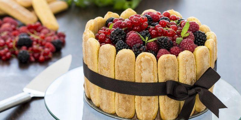 Šarlota torta