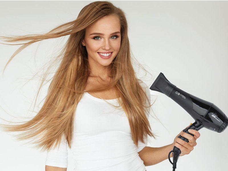 Profesionalni fen za kosu: Coral Pro Care