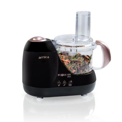 """Arnica mini procesor hrane sa """"S"""" sečivom i dodacima za rendanje i rezanje - Prokit 444"""