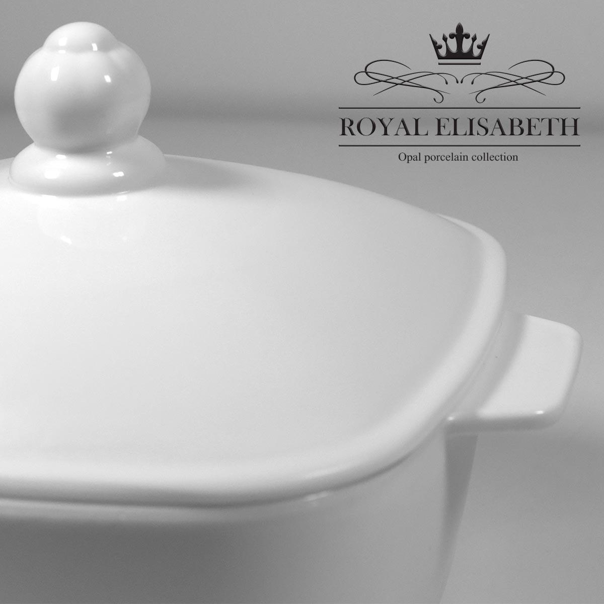 Royal Elisabeth set za ručavanje za 6 osoba od opala - Pearl Collection