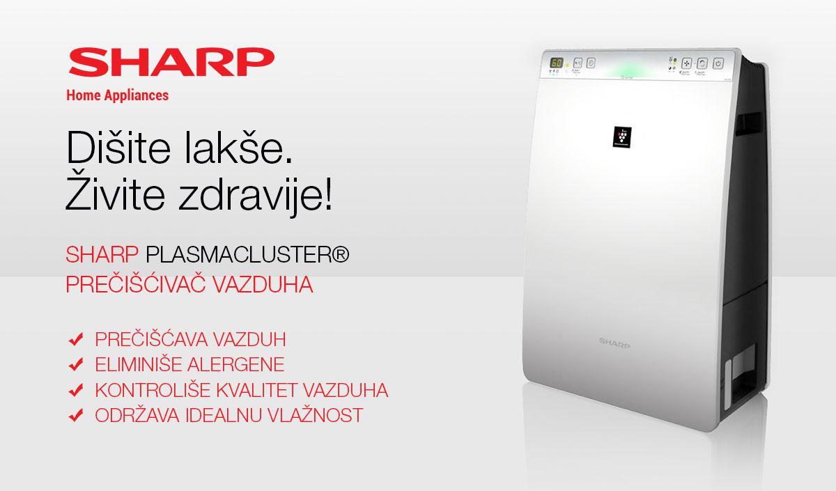 Sharp prečišćivač vazduha