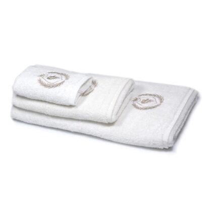 Set luksuznih peškira za lice, ruke i telo gustine 500 g/m² - Ritz