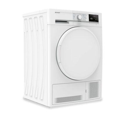 Sharp mašina za sušenje veša 7 kg - KD-GCB7S7PW9
