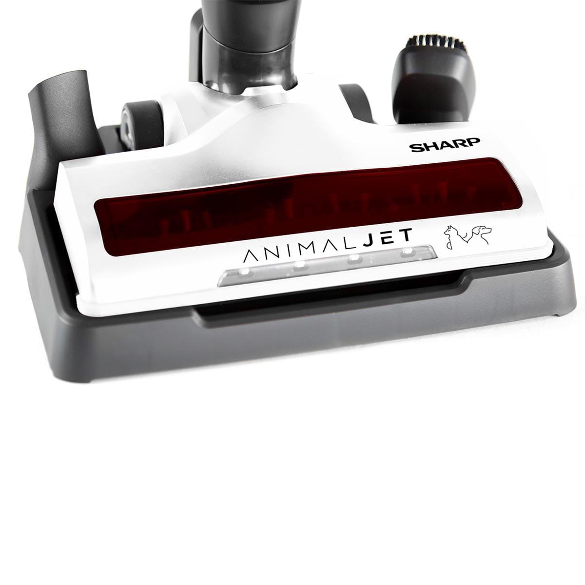 SHARP 2 u 1 bežični usisivač - SA-VS3001RW